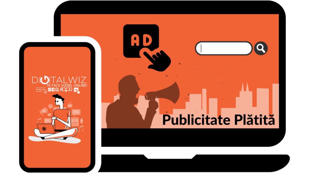 Servicii de Publicitate Platita